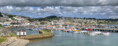 Newlyn, Cornwall (Baz Richardson (trying to catch up again!)) Tags: cornwall newlyn harbours cornishharbours fishingboats yachts