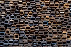Shoe-Shine Boxes (ToDoe) Tags: shoeshiner dawitshanko amharic listro ethiopian wood schuhputzer schuhputzboxen patterns muster r2017org