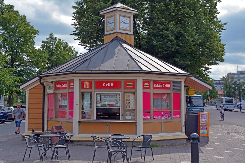 The World's most recently posted photos of kiosk and kioski