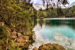 Romanze am See (Schneeglöckchen-Photographie) Tags: romanze see tirol österreich