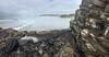 Little Haven Sea Fog (Andy.Gocher) Tags: andygocher iphone iphone6s camera phone europe uk wales southwales westwales pembrokeshire coastalpath littlehaven coast coastline sea water fog mistandfog foggy clouds landscape