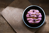 Yum! (wu di 3) Tags: cake cafe purple rose hardwarestore