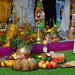 Offrandes et rituel d'un mariage hindou thumbnail