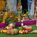Offrandes et rituel d'un mariage hindou
