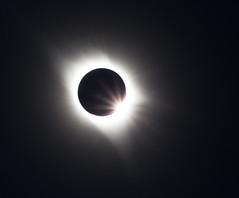 Week 36 Artistic:Low Key (arlene sopranzetti) Tags: total solar eclipse 2017 sweetwater tn sun moon dogwood2017 dogwood2017week36