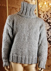 Heavy wool thich turtleneck sweater (Mytwist) Tags: hand knit australian wool extra thick light gray tneck sweater jumper tigrisina turtleneck woolfetish winter wolle rollneck retro rollkragen ribbed timeless traditional yarn unisex outfit pullover passion polo aranstyle style sexy design donegal fashion fetish fisherman fuzzy fair grobstrick handgestrickt handknitted handknit heavy jersey knitted knitting love cabled craft cozy chunky vintage vtg vouge bulky norway modern mytwist