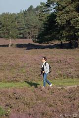 DN9A0342 (Josette Veltman) Tags: photowalk photowalkzwolle wezepse heide gelderland natuur paars landschap heather landscape nature group sun summer zomer wezep vitens