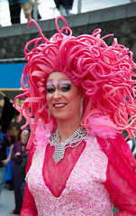 2017_Aug_Pride-657 (jonhaywooduk) Tags: lady galore this is how we drag amsterdam pride 2017 canal boat transvestie