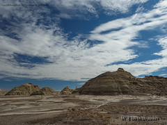 Bisti Badlands-19 (jamesclinich) Tags: bisti badlands danazin wilderness farmington newmexico nm desert sky clouds landscape handheld availablelight olympus omd em10 mzuiko1240mmf28pro adobe photoshop topaz denoise detail jamesclinich