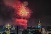 Festival Fireworks 💥 (JSP92) Tags: fireworks edinburgh city castle clock iconic festival fringe