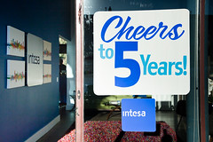 Welcome to Intesa's 5 Year Anniversary!