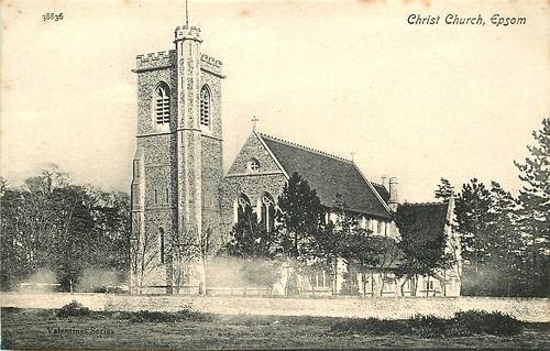 Christ Church - Epsom