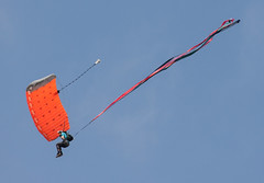 2017 Brantford Community Airshow - Nice Tail (Jay:Dee) Tags: 2017 brantford community airshow air show august aug 30 30th flight flying hamilton sport parachute club parachutist