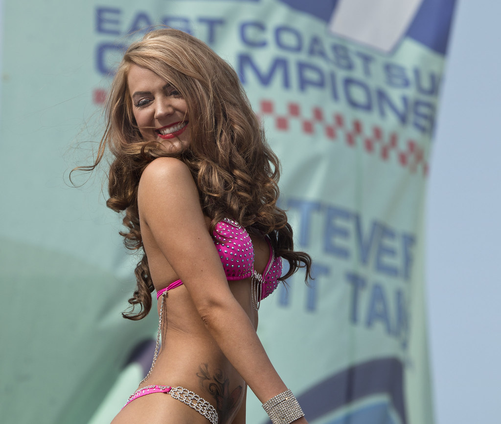 miss planet beach bikini contest