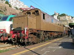 FS E428 058 - Breda 1936 (Maurizio Boi) Tags: fs e428 e428058 breda treno train zug rail railway railroad ferrovia eisenbhan locomotiva locomotive italy old oldtimer classic vintage vecchio antique