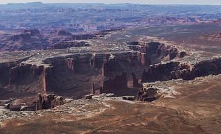 White Rim Overlook, Canyonlands National Park
