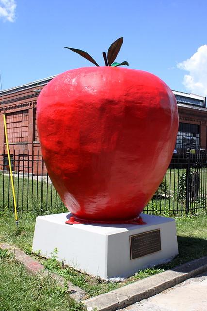 Big Apple Time Capsule - Martinsburg, WV