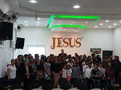 5° Seminário Leis Bíblicas do Sucesso e Prosperidade de Deus - Voto com Sabedoria Divina. Data: 01 de Setembro de 2017. Igreja Pastor Alex e Poline.