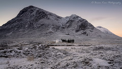Lagangarbh Cottage (.Brian Kerr Photography.) Tags: glencoe glenetive buachailleetivemor lagangarbhcottage scotland scottishlandscapes scottish scotspirit scottishlandscape cottage landscape landscapes photography photo outdoor outdoorphotography opoty nature naturallandscape natural winter wintery cold coldmorning sony a7r fe1635mmf4 frozen frost frosty rivercoupall formatthitech mountain sky grass