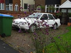 1991 Ford Sierra 1.8 LX (Neil's classics) Tags: vehicle car 1991 ford sierra 18lx
