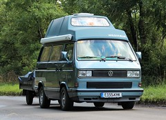 E155 KHK (Nivek.Old.Gold) Tags: 1987 volkswagen westfalia club joker camper 2095cc t3