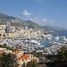 Overlooking Monaco