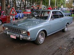 Ford Taunus 20 M (Jack 1954) Tags: car ancêtre old ford classiccar