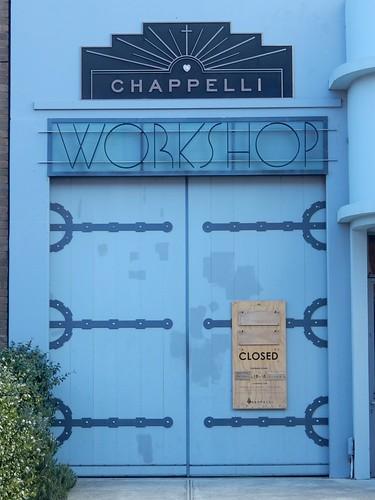Chappelli Workshop