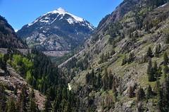 Million Dollar Hwy in the San Juan Mountains