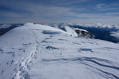 _DSC3149 (farix.) Tags: alpen alps alpy schweiz switzerland szwajcaria trekking treking grat grań piz palu bernina berninagruppe gletscher lodowiec śnieg snow schnee