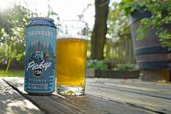 This weekend's featured brew (Stickwork-Steve) Tags: beer beercan beerglass canadianbeer pickup pickuppilsner thornbury thornburyvillagebrewhouse ontario craftbeer sony sonya7ii sonyfe24240mm wideangle