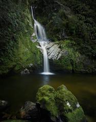 Dorothy Falls (Jaims Gibson) Tags: cascade water waterfall newzealand httpswwwjamesgibsonphotographycom jamesgibson landscape tiltshift tse canon