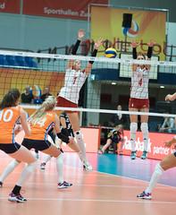 49152377 (roel.ubels) Tags: nederland oranje holland polen poland polska amsterdam sporthallen zuid volleybal volleyball oefenwedstrijd sport topsport 2017