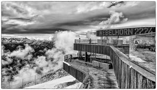 Nebelhorn  2224 m ü. NHN