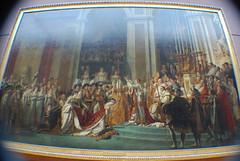 Paris (mademoisellelapiquante) Tags: museedulouvre louvre arthistory art paris france josephinedebeauharnais empressjosephine painting napoleon 19thcentury 1800s