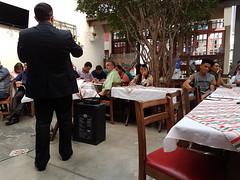 1° Treinamento Líder de Si, Líder de Muitos - Os Princípios Vitais da Liderança. Realizado: 16/09/2017 Restaurante Sapore di Nonna. Participantes: 38
