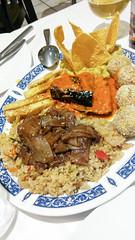 Plato vegano en Artemisa (Sarmale / OAyuso) Tags: artemisa comidaybebida objetos platovegano restaurantesvegetarianos