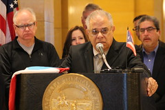 Press Conference to Call for Action in Puerto Rico