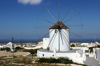 Messaria's windmill