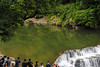 tourists and nature (alisebel) Tags: waterfall shifenwaterfall nature river 十分