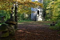 20171014-1550-dsc_3398 (Stefan Hundhammer) Tags: kulmbach rehberg franken franconia goldeneroktober herbstlaub autumnleaves fallleaves rehturm sigma24105f4 herbstspaziergangrehberg20171014