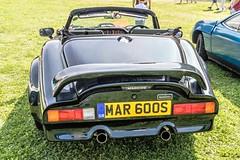 Marcos Mantara rear (John Tif) Tags: 2017 crystalpalace marcosmantara car motorspot