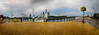 Decks square (navarrodave80) Tags: panorama vertorama ustka poland polska square city yellow bridge hdr photomerge imagemerge