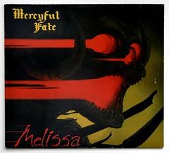 A0418 MERCYFUL FATE Melissa (vinylmeister) Tags: vinylrecords albumcoverphotos heavymetal thrashmetal deathmetal blackmetal vinyl schallplatte disque gramophone album