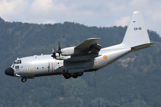 Lockheed C-130H CH-01