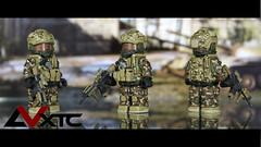 LEGO TACP Operator (AndrewVxtc) Tags: lego military tacp tacitical air control party jtac joint terminal attack controller m4 acog bump helmet custom minifigure andrewvxtc