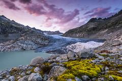 Rhône Glacier (Frederic Huber | Photography) Tags: landschaft canoneos5dsr frederichuber landscape leefilters wonderpana grimsel furka wallis valais switzerland schweiz