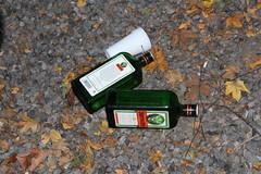 Jägermeister (SebastianBartoschek) Tags: jägermeister kinderspielplatz alkohol herne ruhrgebiet