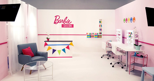 Barbie's Salon
