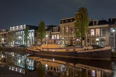 Oostergrachtswal Leeuwarden op 26-09-2017